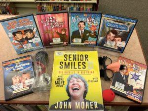 Memory Kit Remembering Comedians